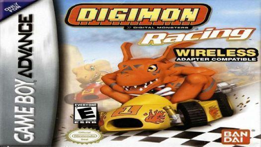 Digimon Racing (EU)