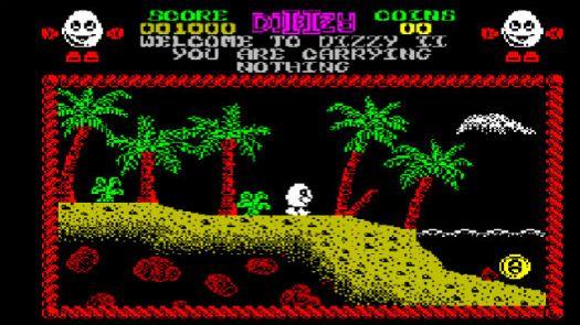 Dizzy II - Treasure Island Dizzy