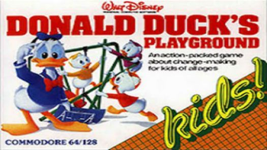 Donald Duck's Playground (E)