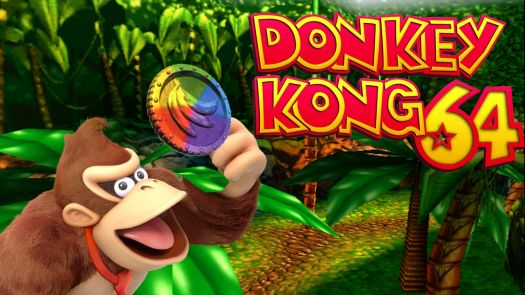 Donkey Kong 64 (Europe)