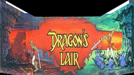 Dragon's Lair (US Rev. F2)