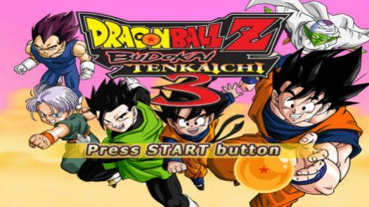 Dragon Ball Z - Budokai Tenkaichi 3 (E)