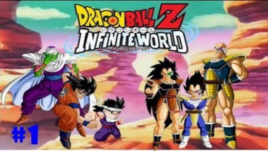 Dragon Ball Z - Infinite World