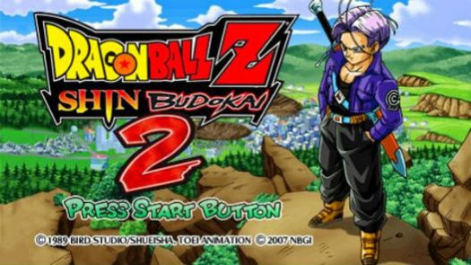 Dragon Ball Z - Shin Budokai 2 (J)