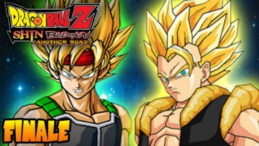 Dragon Ball Z - Shin Budokai Another Road