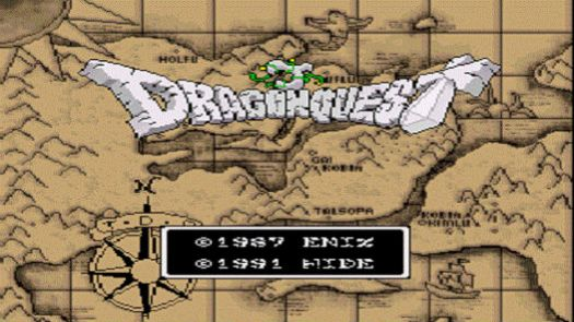 DRAGON QUEST 4