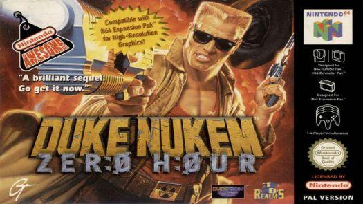 Duke Nukem - Zero Hour (F)
