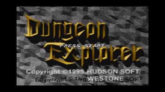 Dungeon Explorer (U)