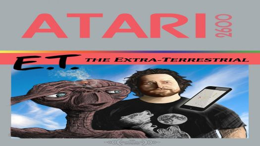 E.T. The Extra-Terrestrial (1982) (Atari)