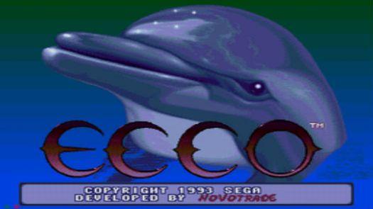 Ecco the Dolphin (U)