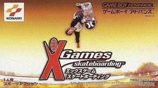 ESPN - X-Games - Skateboarding