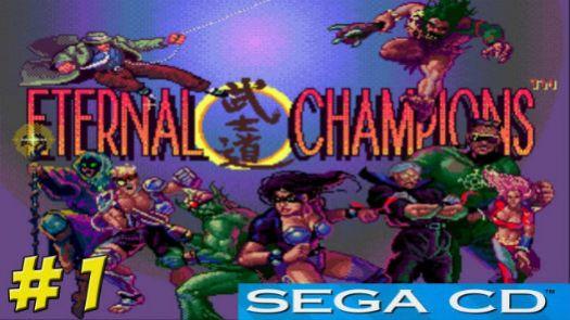 Eternal Champions - Challenge from the Dark Side (U)