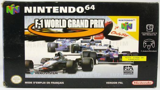 F-1 World Grand Prix (J)