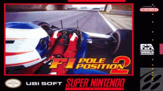 F1 Pole Position 2 (E)