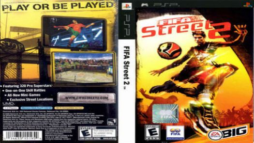 FIFA Street 2 (E)