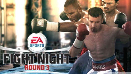 Fight Night Round 3 (Europe)