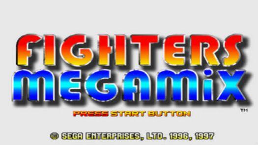 Fighter's Megamix (U)