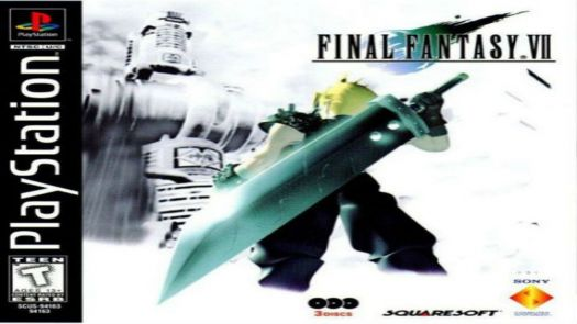 Final Fantasy VII [Disc1of3] [SCUS-94163]