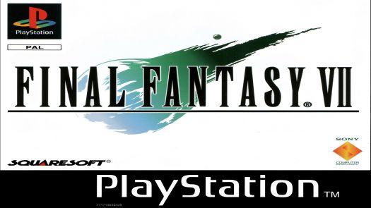 Final Fantasy VIII (EU)
