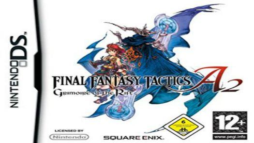 Final Fantasy Tactics A2 - Grimoire Of The Rift (EU)