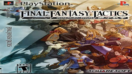 Final Fantasy Tactics [SCUS-94221]