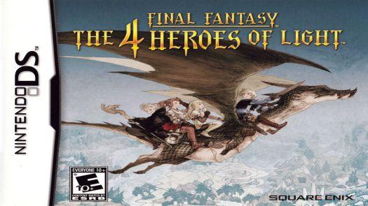 Final Fantasy - The 4 Heroes Of Light (EU)