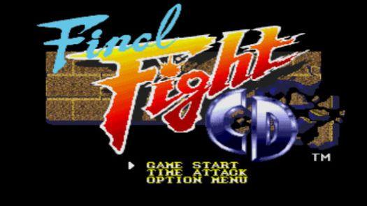 Final Fight CD (Europe)