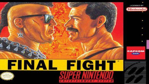 Final Fight (EU)
