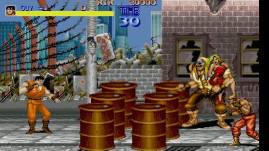 Final Fight (1992)(Capcom)(Disk 2 of 2)