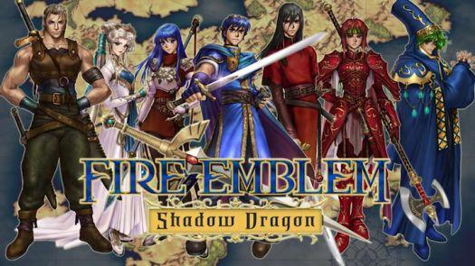 Fire Emblem - Shadow Dragon (J)