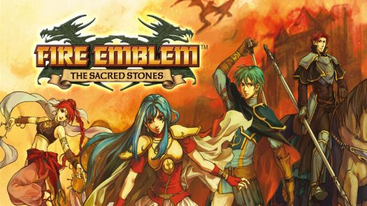 Fire Emblem - The Sacred Stones (EU)