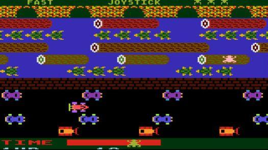 Frogger (1983) (Parker Bros)