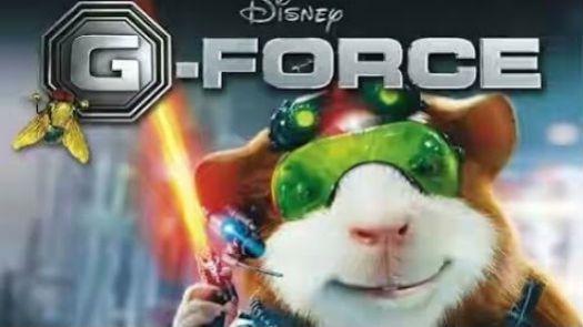 G-Force (Europe) (De,It)