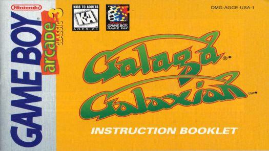 Galaga - Galaxian
