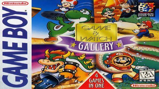 Game & Watch Gallery (EU)
