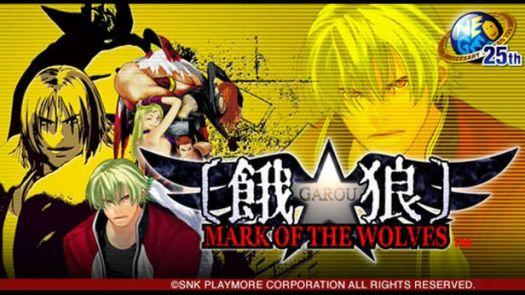 Garou - Mark of the Wolves