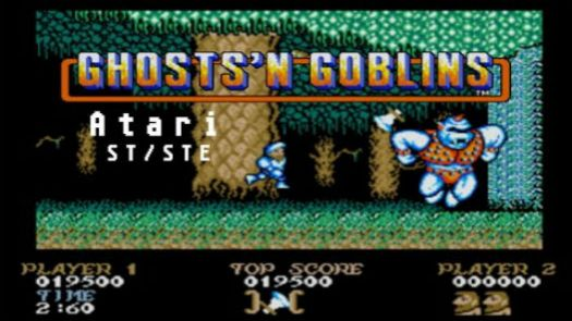 Ghosts 'n' Goblins (Europe) (Compilation - Finale)