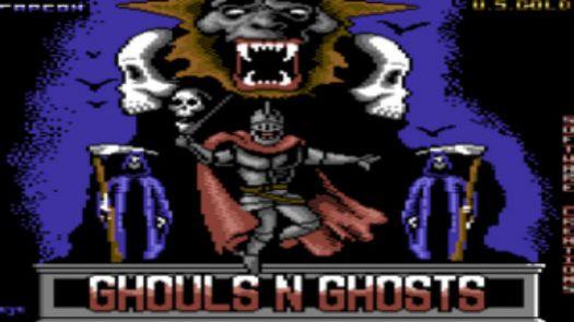 Ghouls N Ghosts (E)