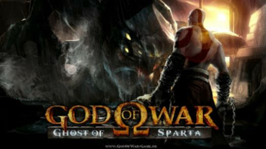 God of War - Ghost of Sparta (Asia) (En,Zh)