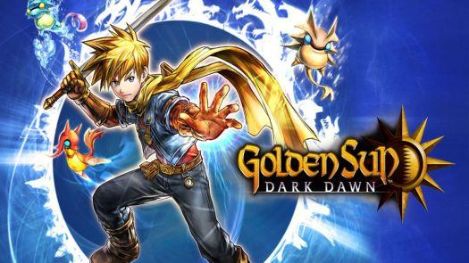 Golden Sun - Dark Dawn (EU)