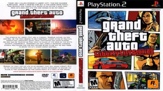 Grand Theft Auto - Liberty City Stories
