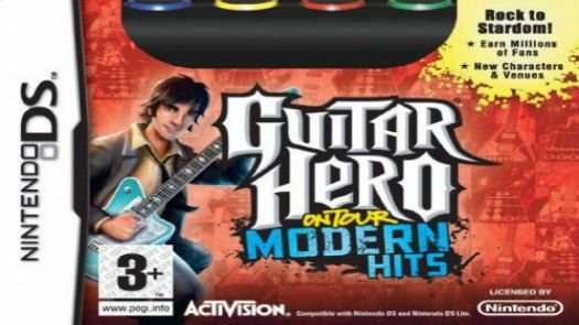 Guitar Hero - On Tour - Modern Hits (E)
