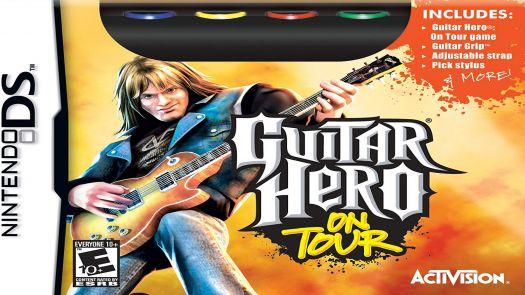 Guitar Hero - On Tour