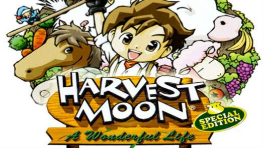 Harvest Moon A Wonderful Life (E)