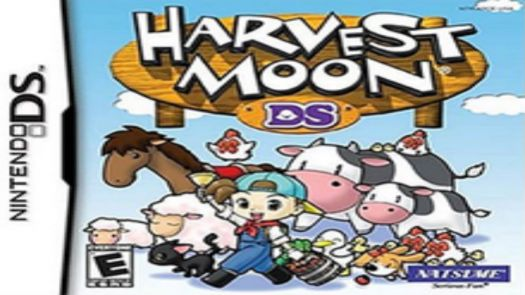 Harvest Moon DS Cute (SQUiRE)