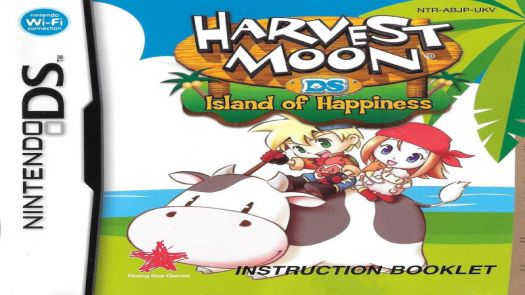 Harvest Moon DS - Island Of Happiness (JunkRat)