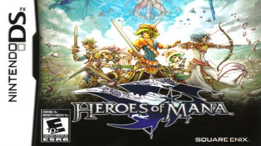 Heroes Of Mana (E)