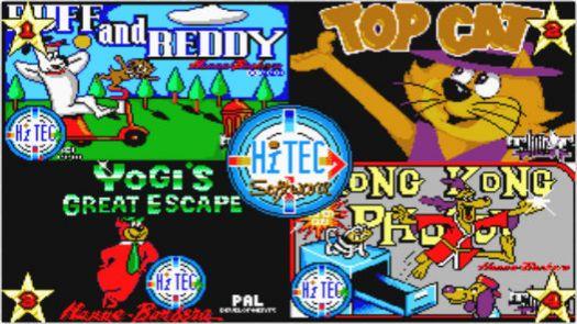 Hi-Tec Hanna-Barbera Cartoon Character Collection, The (Europe)