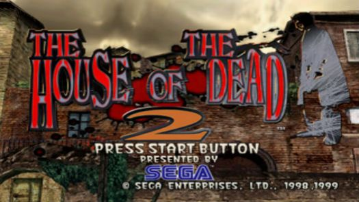 House Of The Dead 2 The (J)
