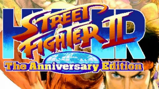 HYPER STREET FIGHTER II - THE ANNIVERSARY EDITION (ASIA) (CLONE)